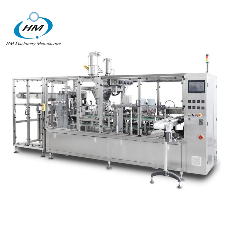 HSP-4 Kcup Filling and Sealing Machine Four Lanes