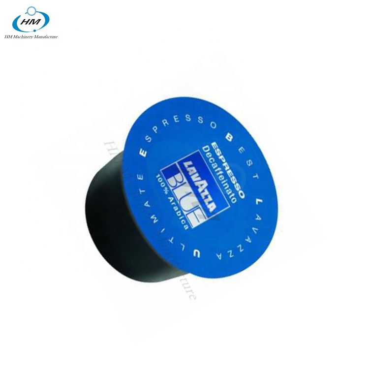 Wholesale lavazza blue compatible coffee capsule