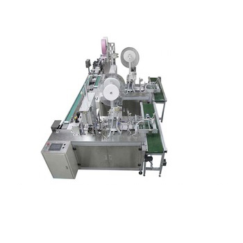 N95 Face Mask Making Machine, Fully Automatic KN95 N95 Mask Machine, N95 Mask Production Line mask m