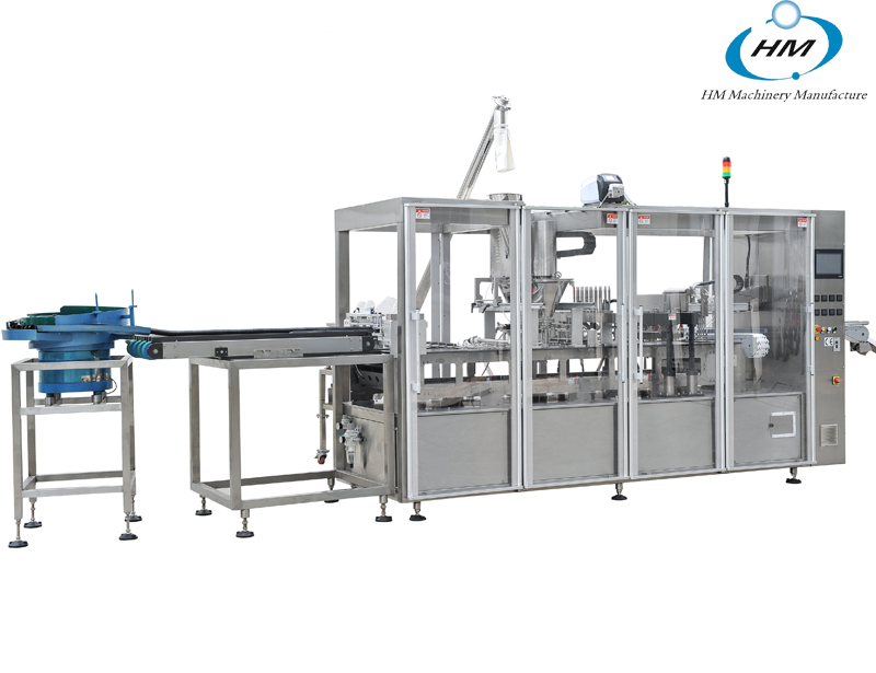 HSP-4 Tea or coffee Filling sealing production line